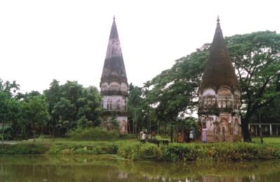 কিশোরগঞ্জ চন্দ্রাবতীর শিবমন্দির